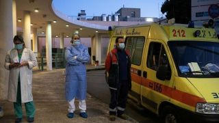Греция-коронавирус: 83 погибших (+2). Число заболевших 1884 (+52)