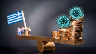 Пандемия пробила брешь в бюджете Греции на 21,7 млрд. евро
