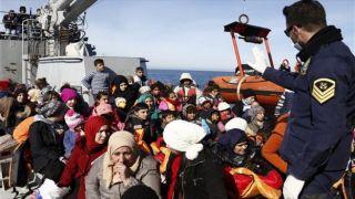 Лесбос: Увеличение потока мигрантов