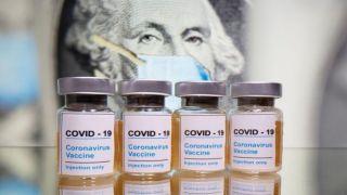Нью-Йорк: 100 долларов за прививку
