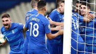 Сборная Греции завершает отбор к Евро победой над одним из триумфаторов группы