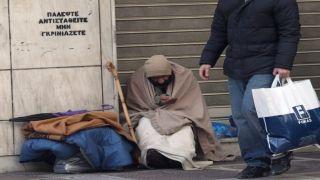 Трое бездомных скончались на улицах г. Патры только за месяц