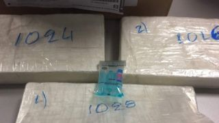 Полиция перехватила 3 кг кокаина в почтовом отделении