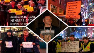 В Берлине поддержали бельгийский фильм о Донбассе