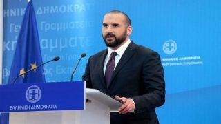 Ципрас сделал мини-перестановки в кабинете министров