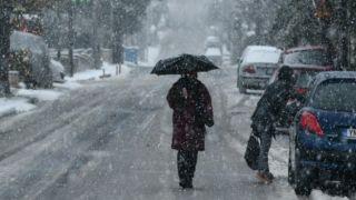 Зима приходит в Грецию: ожидается ухудшение погоды