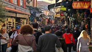 Две улицы в центре Афин станут бульварами