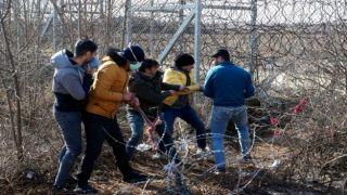 Греция хочет возвести заграждения вдоль всей границы с Турцией