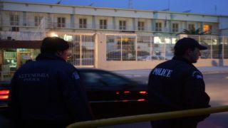 Покончил с собой охранник тюрьмы Коридаллос