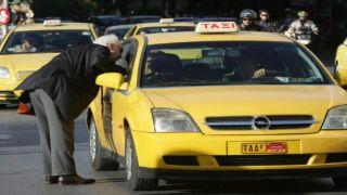 Владельцы такси обращаются с требованиями к Мицотакису: вы доведете нас до беды
