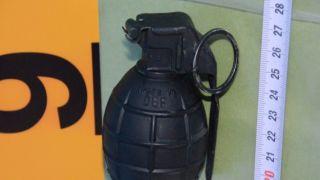 В Мениди обнаружена граната