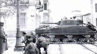 75 лет назад, Британия устроила бойню в Афинах