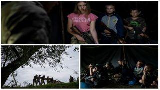 Катимерини: «Как убивать русских» учат в детских лагерях Украины