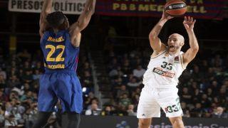 Трио сильнейших баскетбольных клубов Эллады возвращаются из Испании и Италии без побед