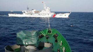 Китай: новый закон разрешает береговой охране открывать огонь по иностранным судам