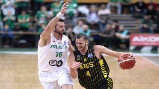 Неделя греческого баскетбола в Европе.