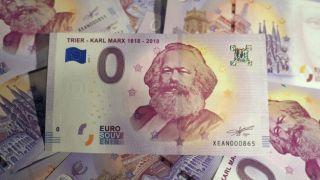 """Купюра """"ноль"""" евро появилась в обиходе"""