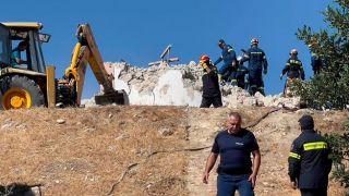 Землетрясение на Крите привело к человеческим жертвам