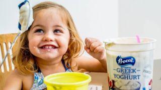 Греческий йогурт - самый полезный!