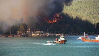 Турция: продолжают бушевать пожары, число погибших увеличилось до четырех