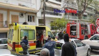 Трагедия в Салониках: при пожаре в квартире погиб 16-летний подросток