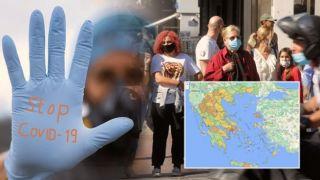 Коронавирусный шок: 1259 новых случаев в Греции, 102 интубированных