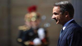 Мицотакис: иранский танкер не идет в Грецию