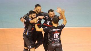Первая победа ПАОКа в волейбольной Лиге чемпионов
