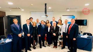 Греко-украинский бизнес-форум прошел в Афинах