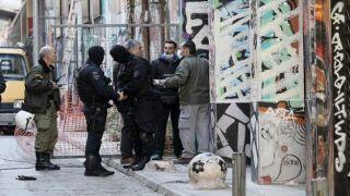 Греческая полиция продолжила выселение сквоттеров из Эксархии