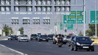ΕΛΑΣ: контроль за дорожным движением 15 августа