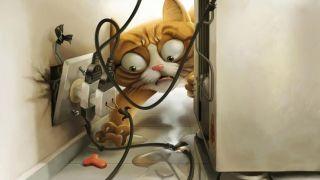 Кошка оставила без электричества международный аэропорт Каира