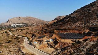 Греческий остров Тилос переходит на возобновляемую энергию
