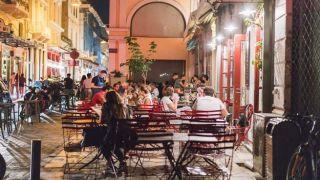 Ослабление карантина: рестораны, бары, таверны...