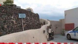 20-летний албанец задержан по делу об убийстве владельца отеля на Санторини