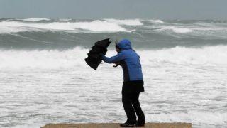 Пятница, 13: циклон Этеокл накроет Грецию