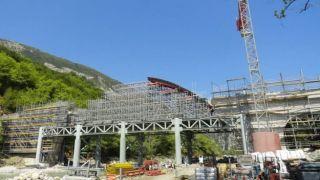 Греция: Восстановление исторического моста близится к завершению