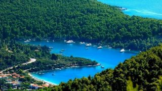 Скопелос - греческий остров с большим сердцем