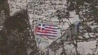 Кастелоризо: вандализм турецких националистов