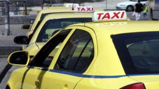 26 февраля Афины останутся без такси на четыре часа
