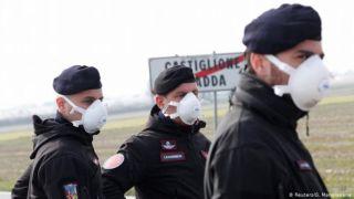 От коронавируса в Италии умерло 12 человек