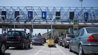 Ограбление дорожного пункта Аттики Одос в Аспропиргос