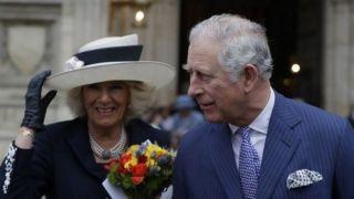 Исторический визит в Грецию принца Чарльза и Камиллы