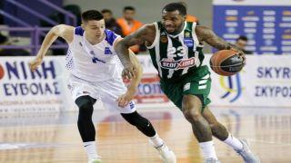 Баскетбольная Лига Греции. 13 тур. Новичок Панатинаикоса отличается в первом же матче