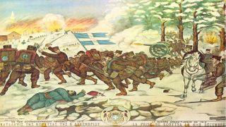 Первая Балканская война часть II