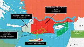 Турция обвиняет Грецию в «максималистских претензиях» в EastMed