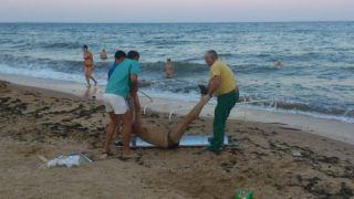 Трагедия на нудистском пляже Родоса