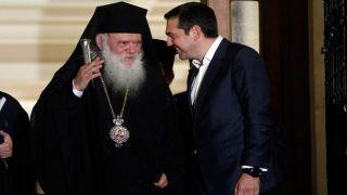 11 ошибок по церковной реформе в Греции