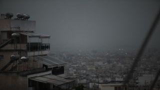 Экстренный прогноз погоды: грозы и град