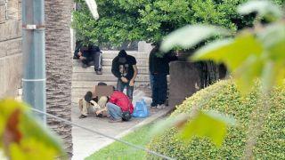 Афинский университет призывает власти к действиям против наркоторговцев
